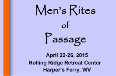 Men's Rites of Passage 2015